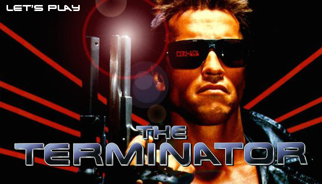 Let?s Play] The Terminator (Megadrive)
