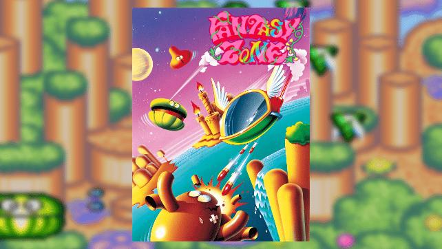 Fantasy Zone GG
